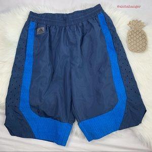 EUC Adidas Windbreaker Drawstring Shorts!!